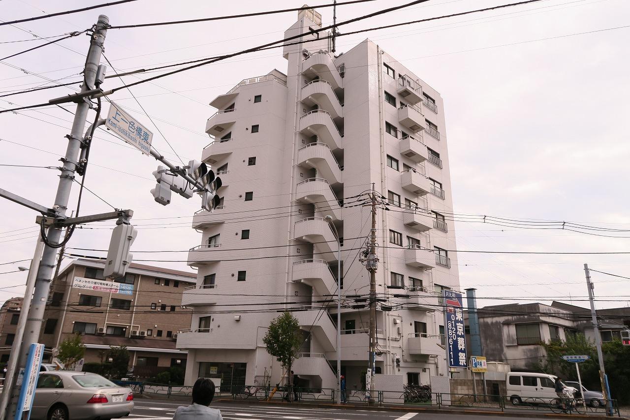 【外観写真】 江戸川区 西小岩1丁目コモンシティ小岩の中古マンションです。