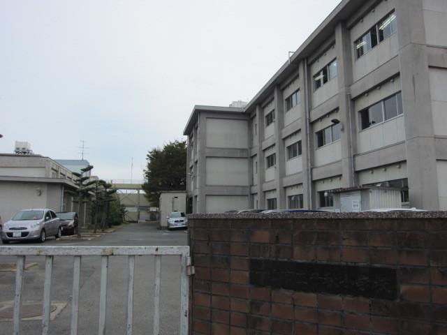 【中学校】千秋中学校