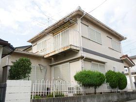 嬉しい古家付♪ 建物構造:木造セメント瓦葺2階建て 建築年月:昭和52年10月 床面積:81.14㎡