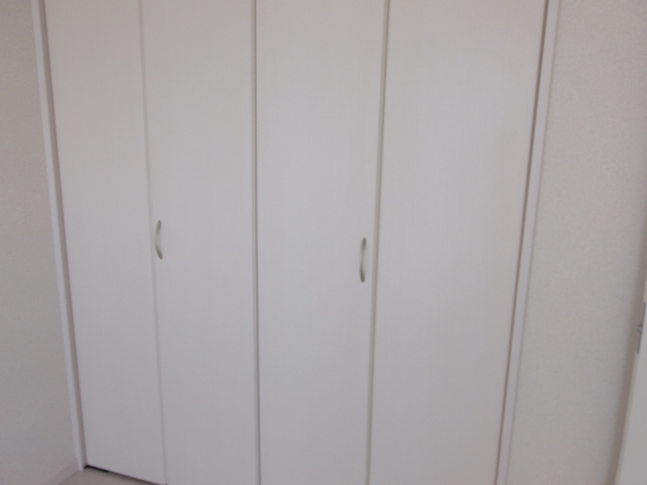 整理整頓に便利な収納が備わっているのはうれしいですね