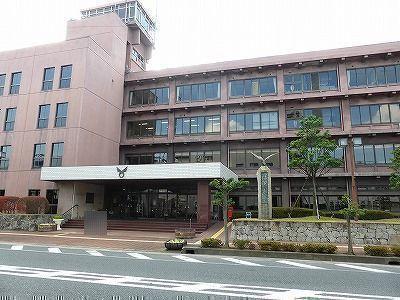 【役所】橿原市役所