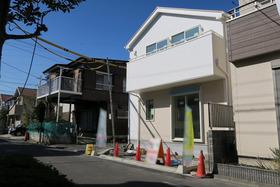【外観写真】 葛飾区細田5丁目 新築戸建の物件です。
