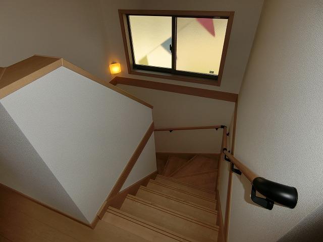 2Fより階段