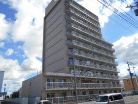 【外観写真】 恵庭市本町のRC造マンション「マック恵庭本町コート」です。エレベーター&オートロック、恵庭駅まで徒歩18分です。