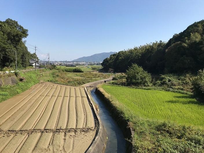 【外観写真】 自然いっぱいの田園風景が望めます