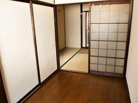和室6帖 家族の憩いの場として使えそうですね