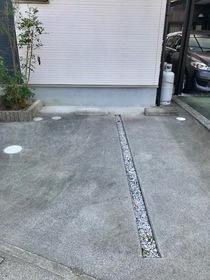 軽四の駐車スペース