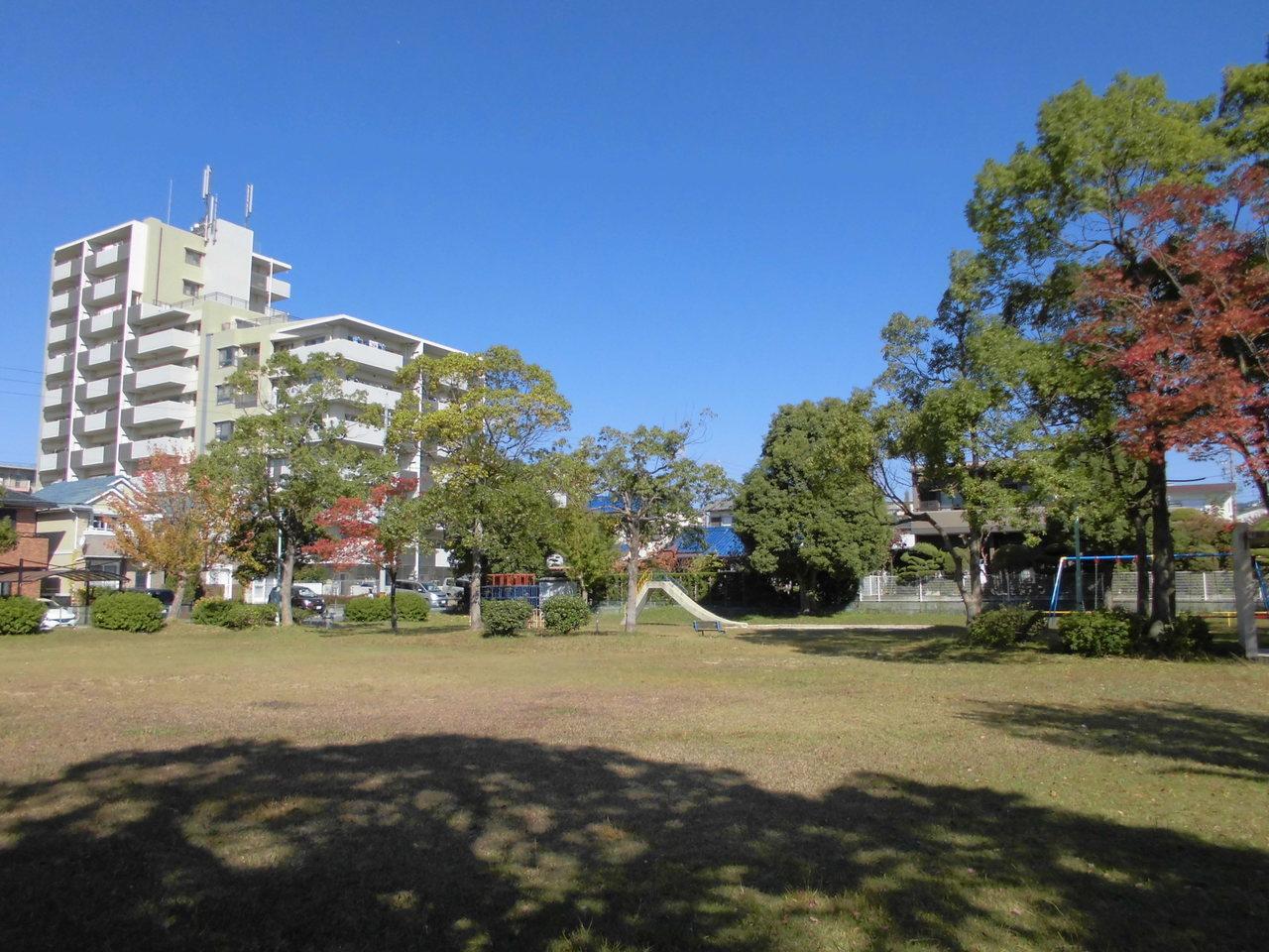 【公園】岩成西公園