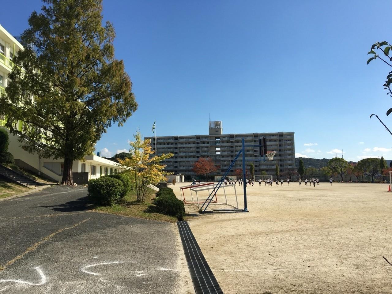【小学校】岩成台西小学校