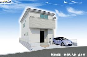 【外観写真】 完成予定図 新築分譲 伊奈町大針全1棟です。