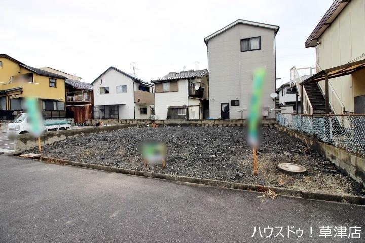 JR草津駅まで徒歩約24分の立地になります。