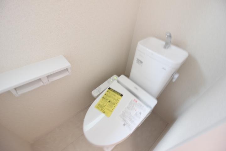 トイレは1階2階にございます。