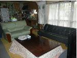 ソファーを置いても広いお部屋です。