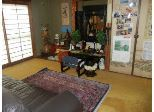 仏間、床の間ありの和室です。