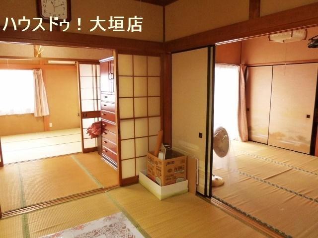 4間が隣接された間取りで寝室や来客用、祭事用にもお使い頂けます。