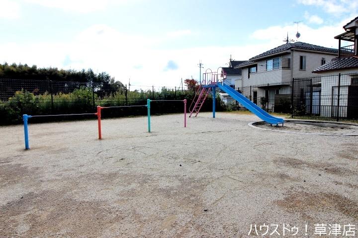 お近くには公園もございます♪ 新浜上屋敷第二児童遊園