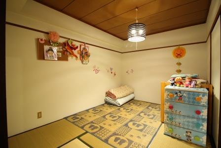 ☆和室6帖☆ LDKと一体感のある和室♪