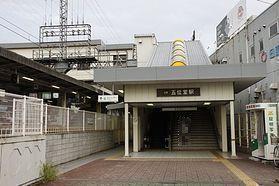 【駅】近鉄五位堂駅