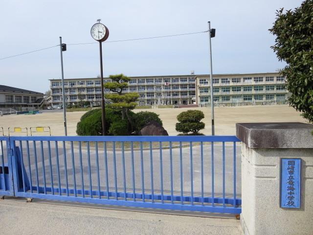 【中学校】竜海中学校