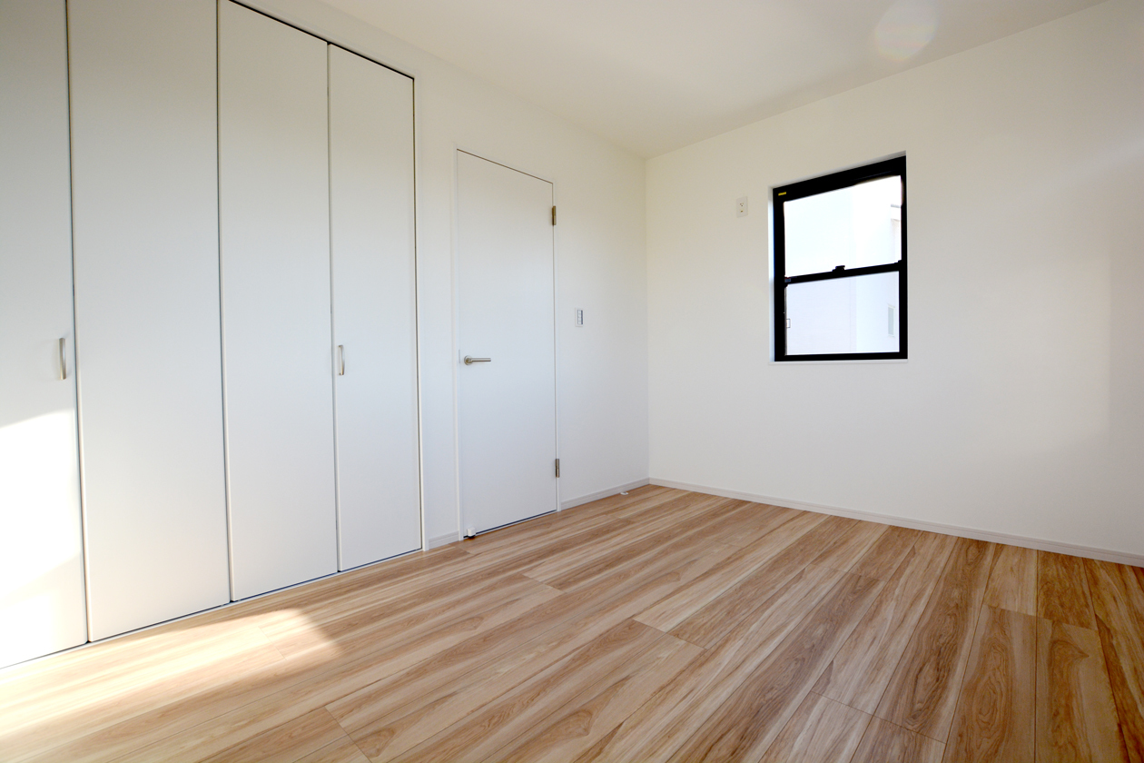 2階 洋室6.0帖