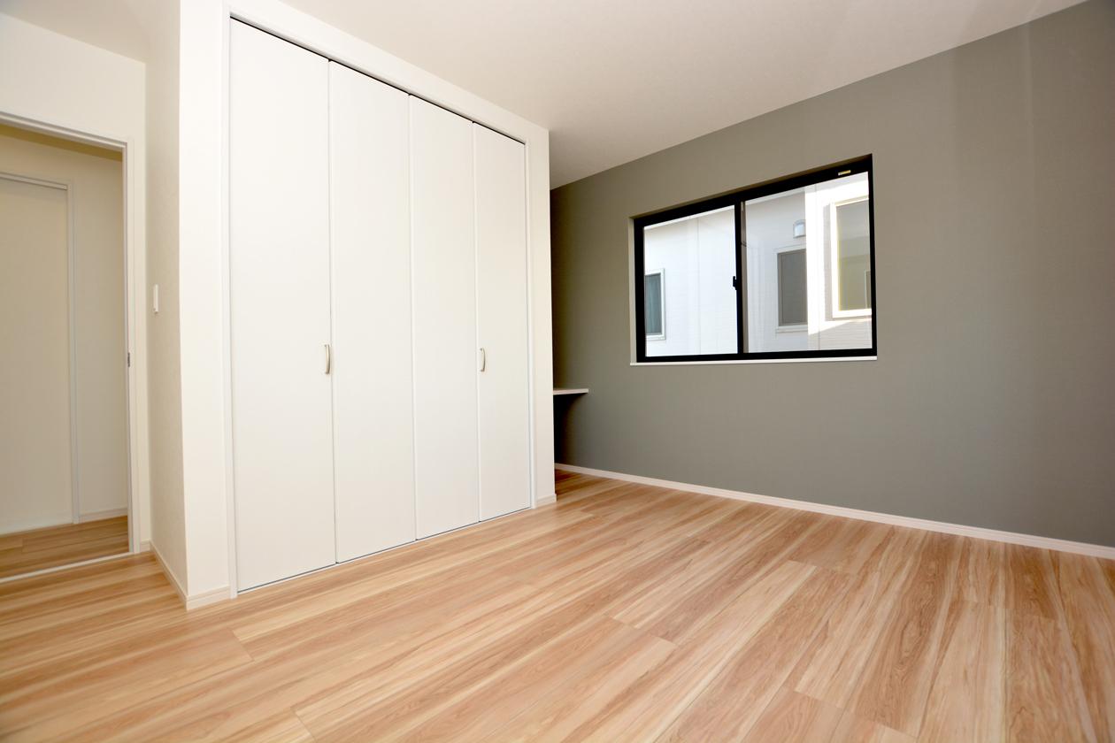 2階 主寝室7.0帖
