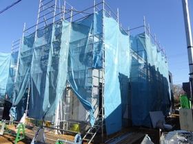 【外観写真】 つくば市学園南1丁目の新築戸建です。