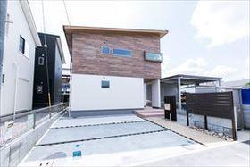 栗東市坊袋の新築一戸建ての画像