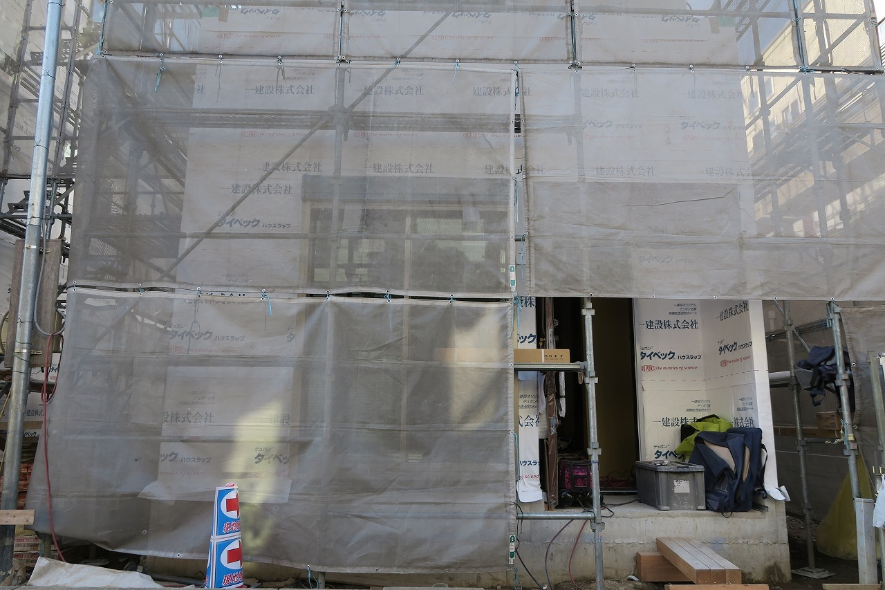 江戸川区南小岩3丁目 1号棟 全6棟 新築戸建の物件です