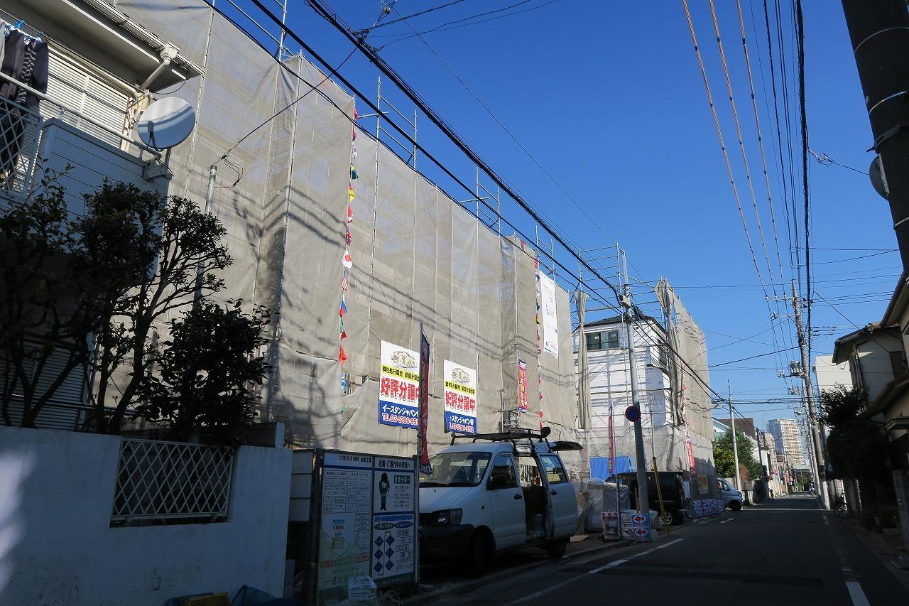 江戸川区南小岩3丁目 6号棟 全6棟 新築戸建の物件です。