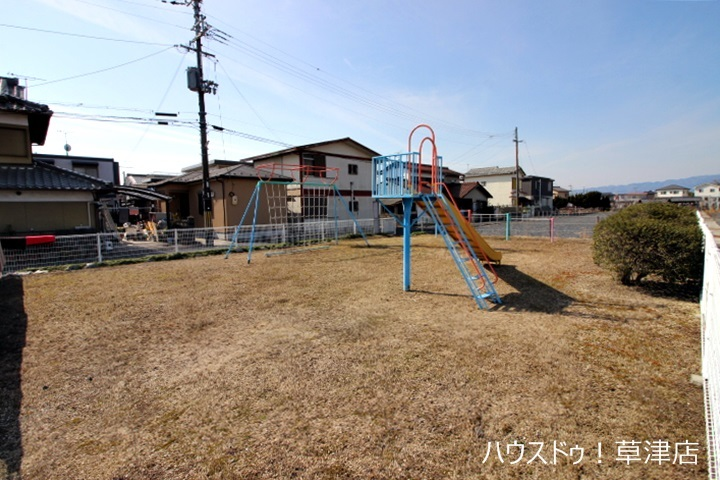 お近くには公園もございます。 「陽ノ丘児童遊園」