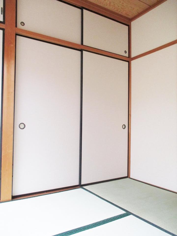 2階 4.5帖の和室