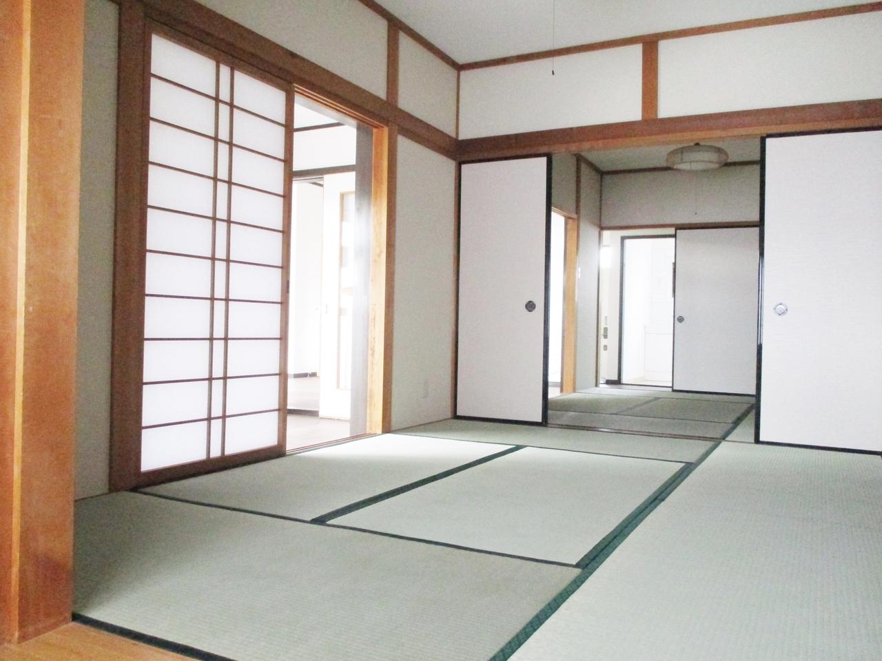 4帖の和室