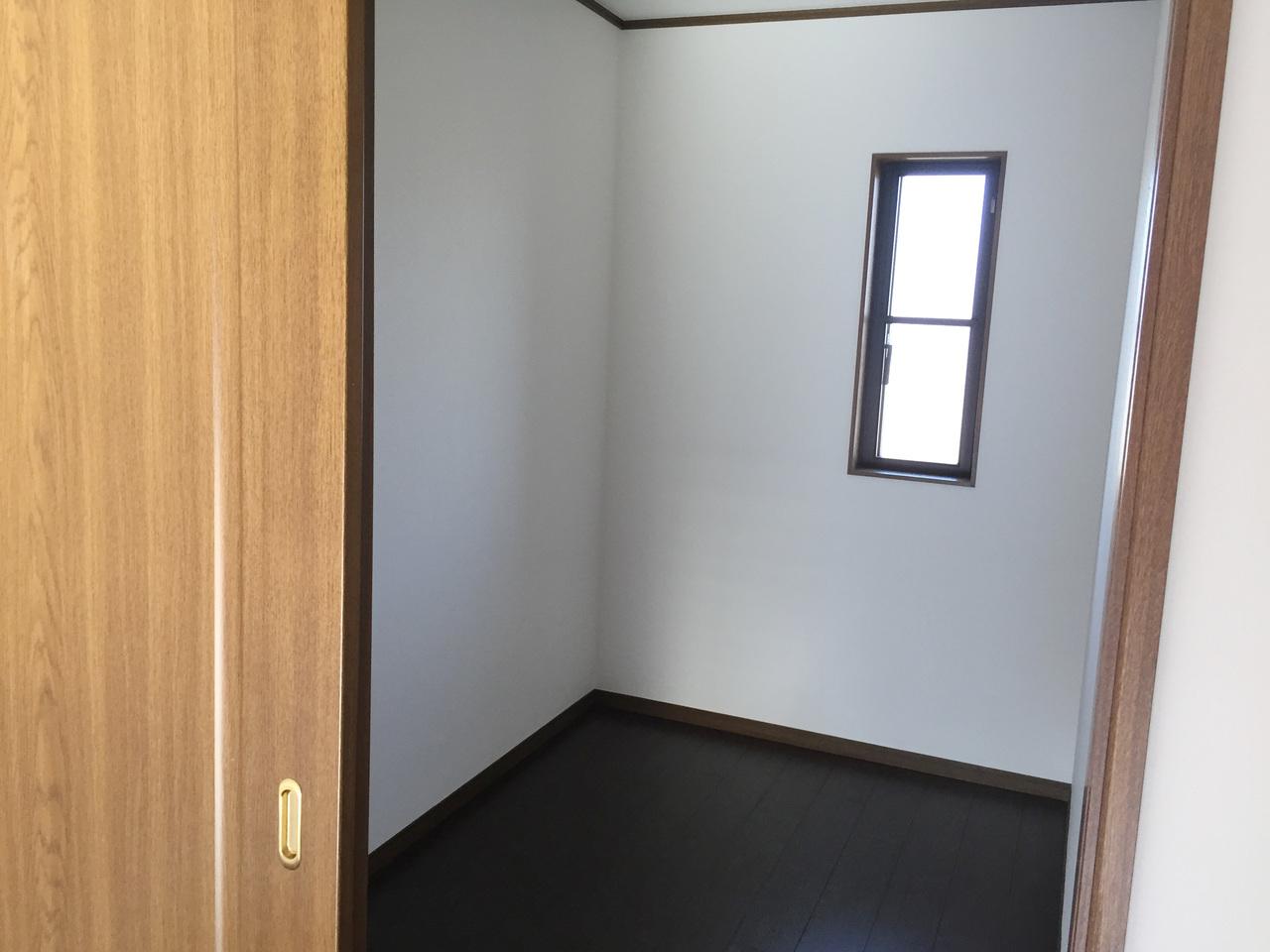 納戸付☆お部屋もすっきり片付けられます(^^)