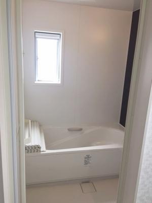 広々1坪タイプのゆったり浴室