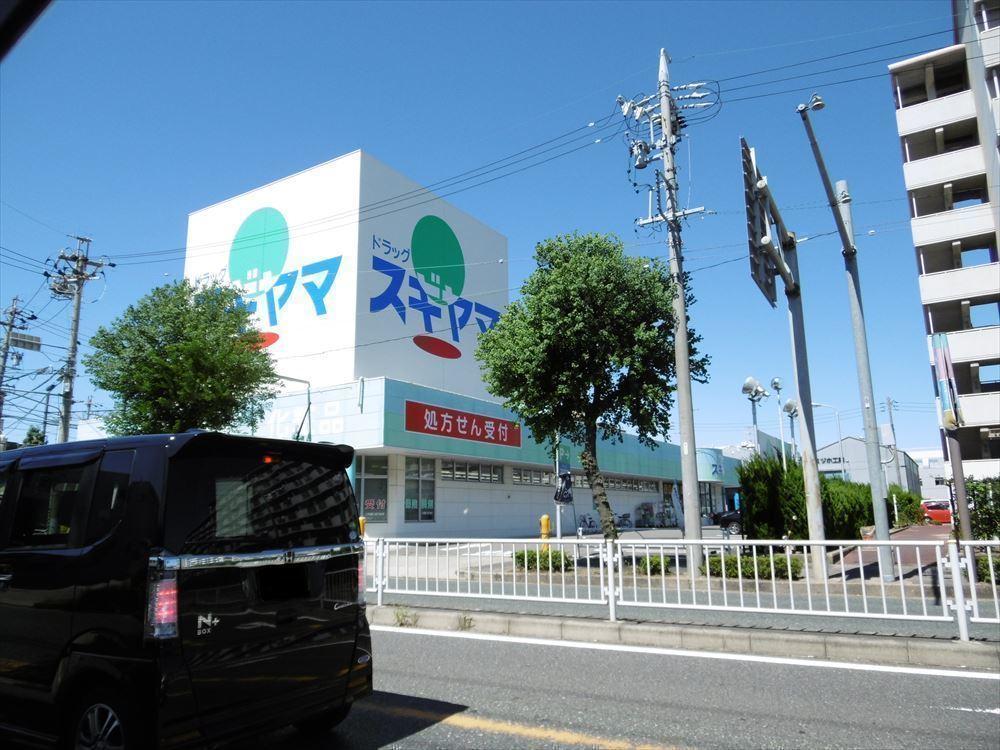 【 ドラッグストア】ドラッグスギヤマ豊店