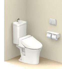 ウォシュレット付トイレです