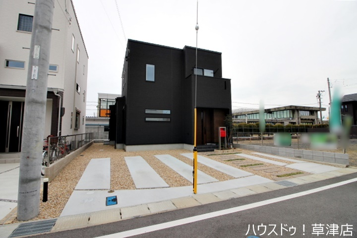 2WAYアクセス可(JR守山駅まで徒歩14分・JR栗東駅まで徒歩20分)