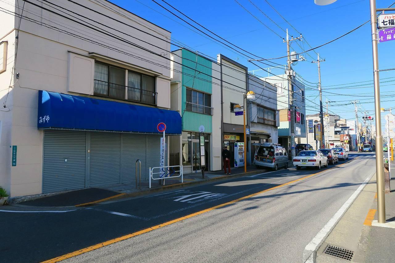 江戸川区松江2丁目の売店舗物件です。