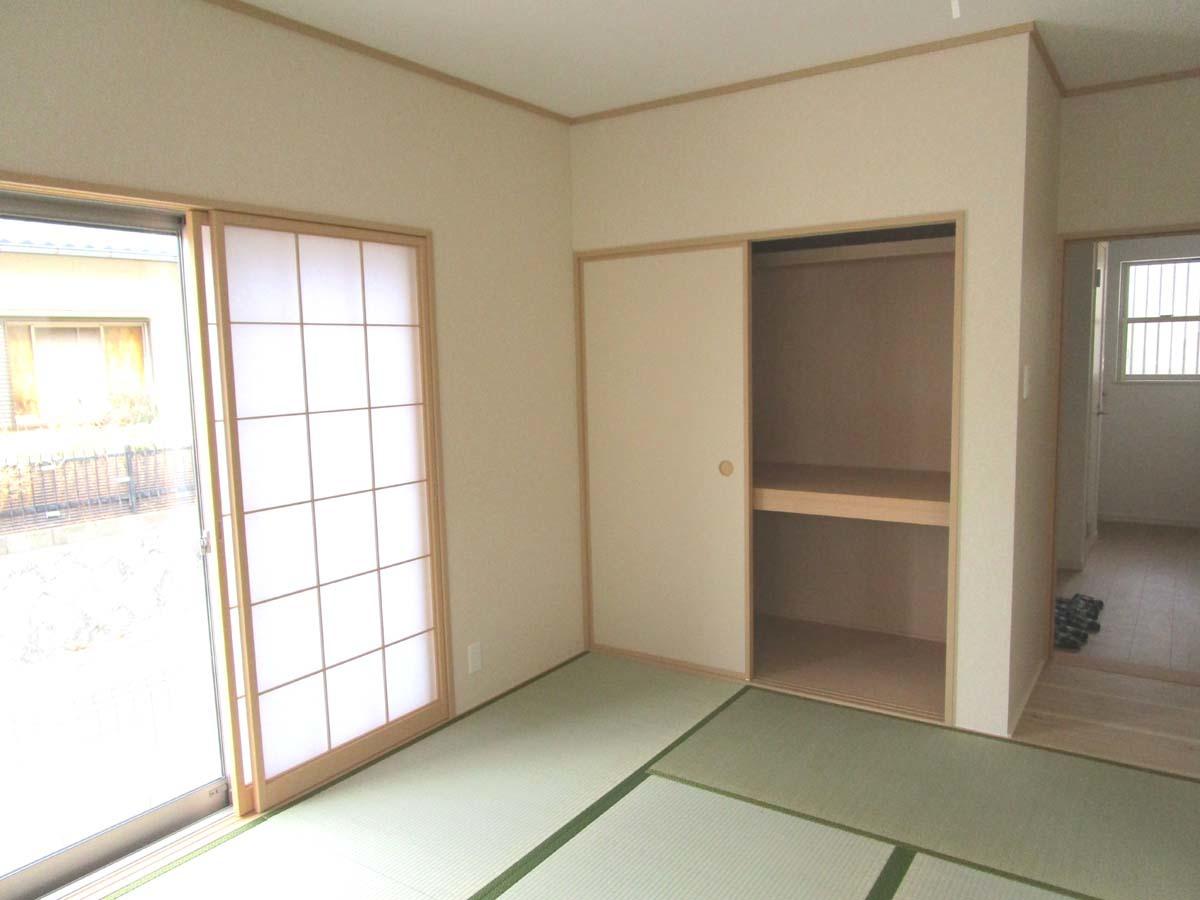 6.5帖和室です