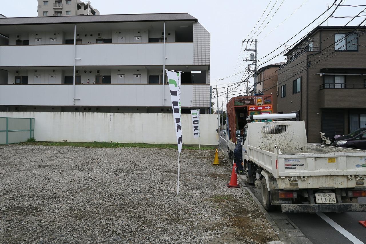 江戸川区東小岩5丁目の新築戸建です。