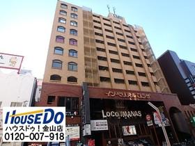 【外観写真】 12階建て4階所在