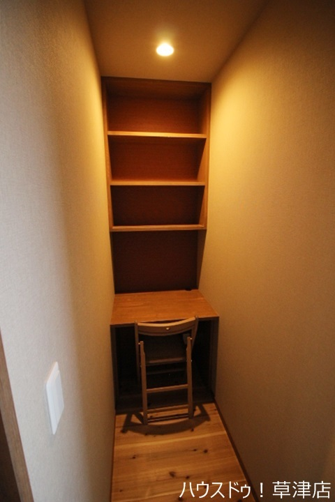 書斎スペースになります♪