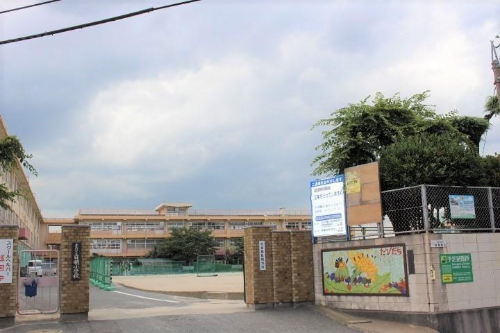 【小学校】日明小学校 明治9年創立 中学校は思永中学校区