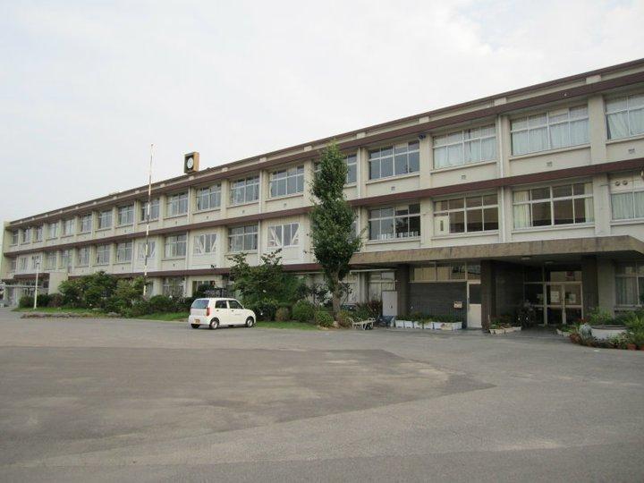 【中学校】福地中学校