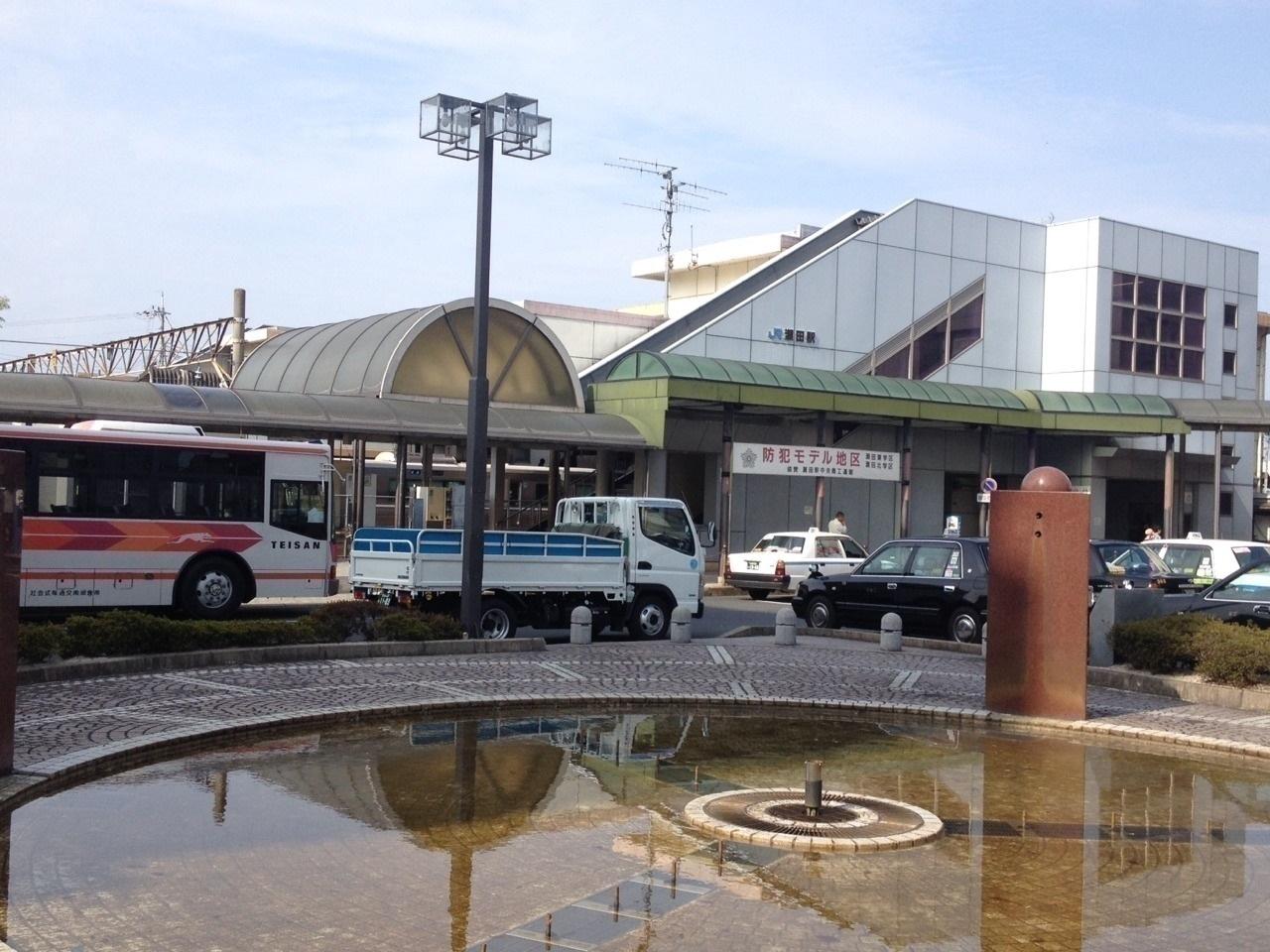 【駅】瀬田駅