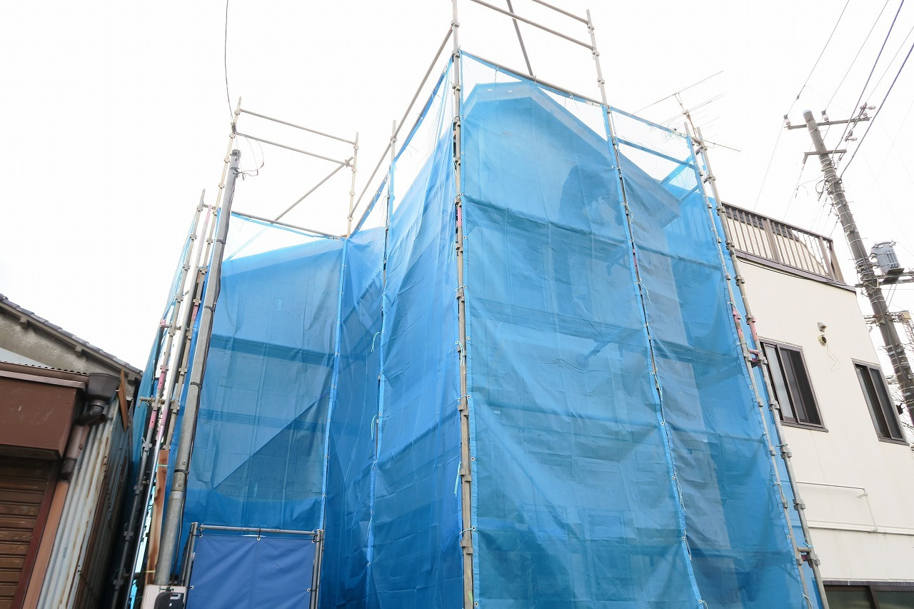 江戸川区上一色3丁目 新築戸建の物件です
