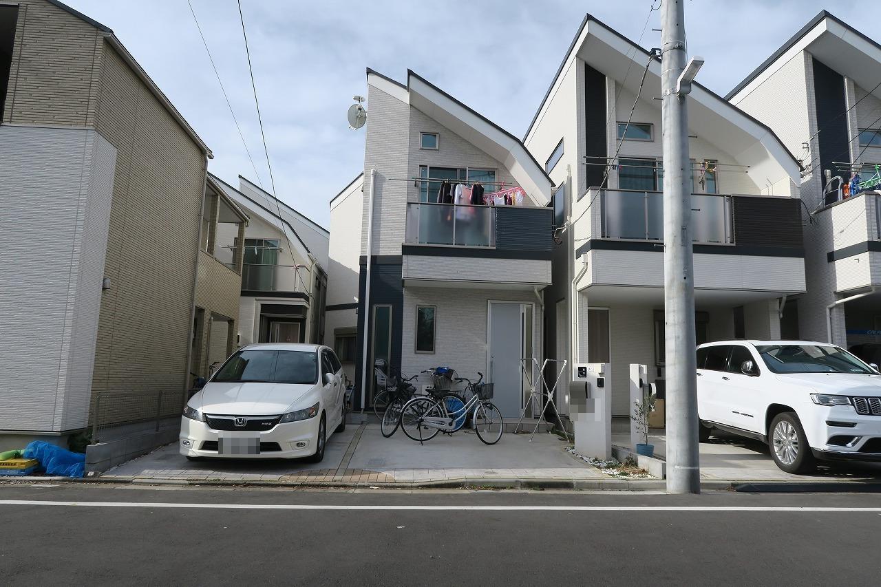 【外観写真】 江戸川区北小岩7丁目の中古戸建物件です。