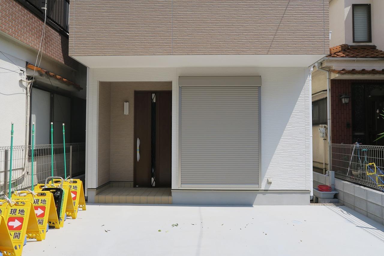 江戸川区鹿骨4丁目 新築戸建の物件です。