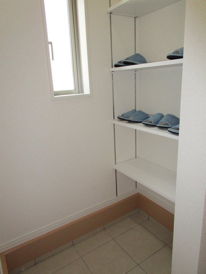 【同社施工例】全居室収納スペースあり!荷物が多くても十分におさまります