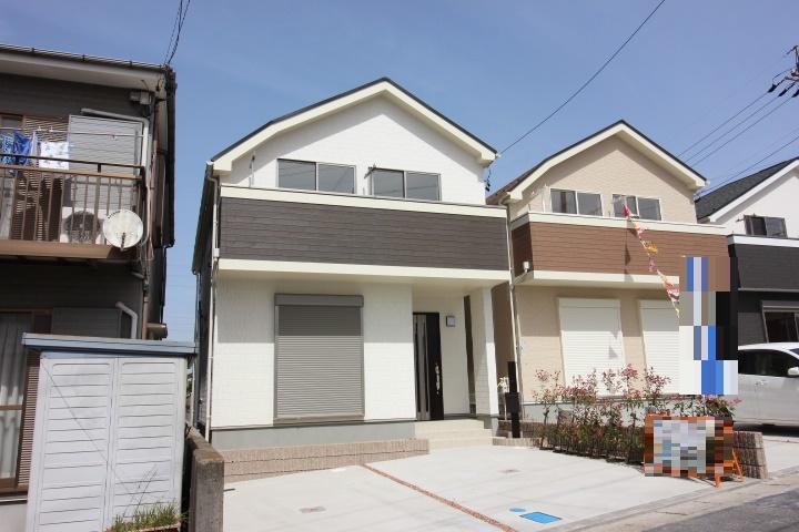 知多市原 1 号棟    4LDK 駐車スペース  2台分 名鉄河和線 八幡新田駅 徒歩4分
